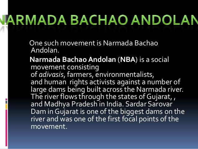 essay on narmada bachao andolan