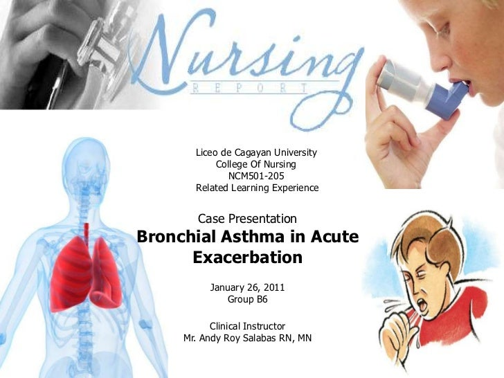 nursing case study child asthma Jason's asthma jason is among great population of children who suffer from asthma asthma - case study example paediatric gastroenteristis nursing case study.