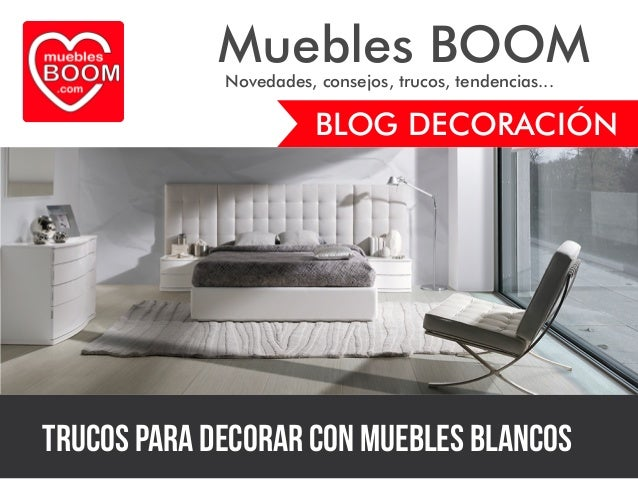 Gu a de decoraci n de muebles boom trucos para decorar for Muebles boom 1 euro
