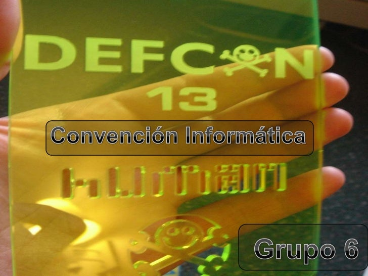 Convención Informática<br />Grupo 6<br />