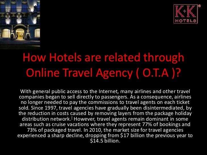 OTA and Hotels