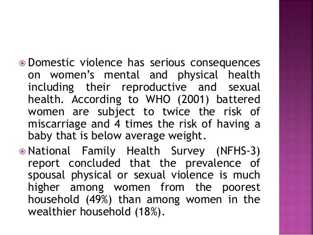 research proposal on domestic violence
