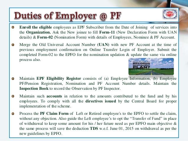 employer registration form