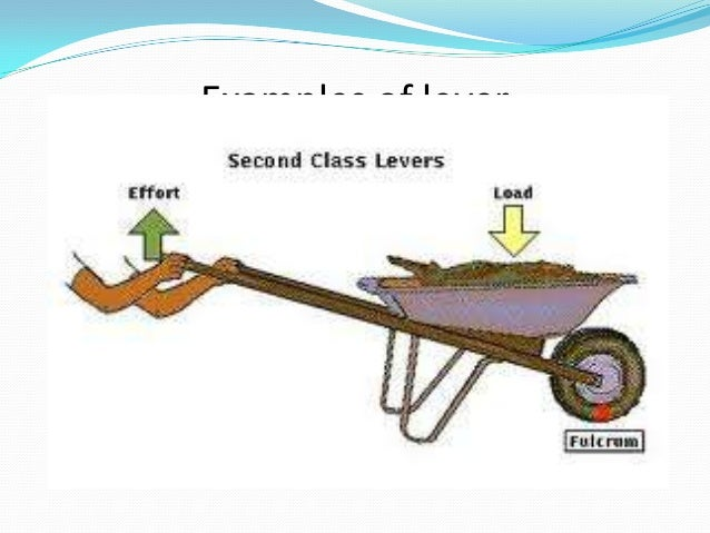 Examples of lever
