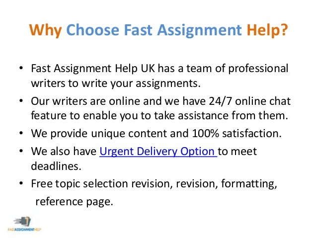 Write my assignment helpers