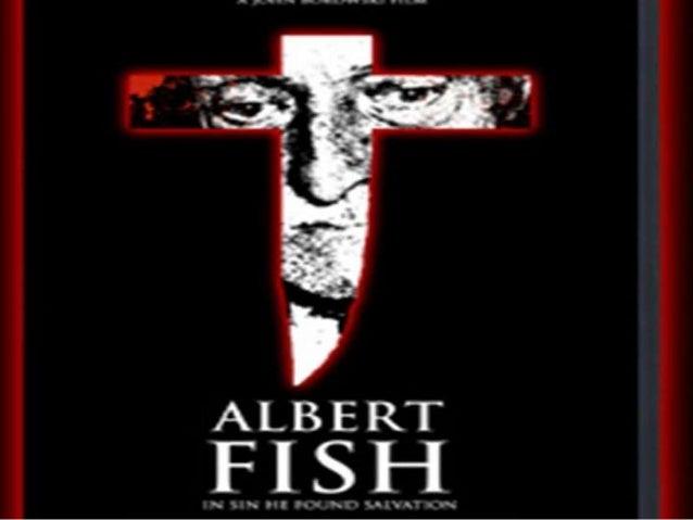 A ALBERT FISH SE LE REALIZO UN INFORME PSIQUIATRICO EN ELCUAL LOS RESULTADOS OBTENIDOS FUERON QUE EL TENIA LASSIGUIENTES P...