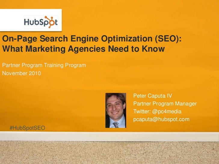 Search Engine Optimization (SEO) for Marketing Agencies