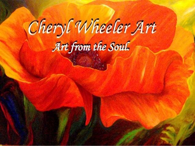 Cheryl Wheeler Artist