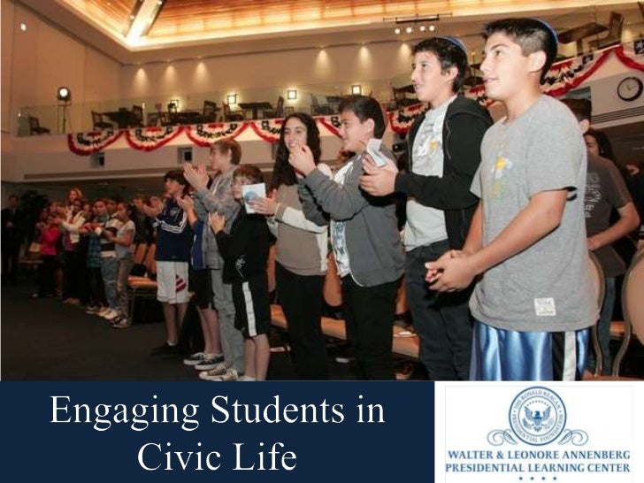 Engaging Students in Civic Life<br />