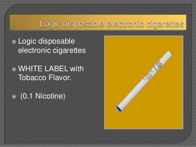 E cigarette facts UK