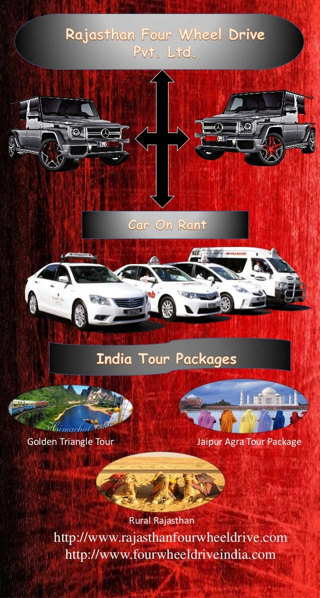 Cheap Car Hire Rental in Jaipur India | Rajasthan 4WD