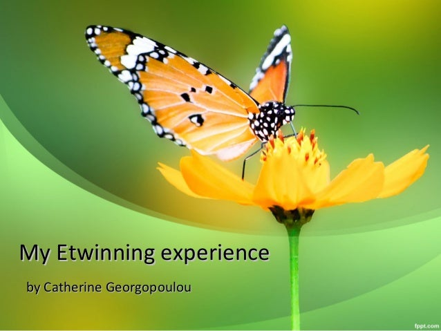 My Etwinning experience by Catherine Georgopoulou