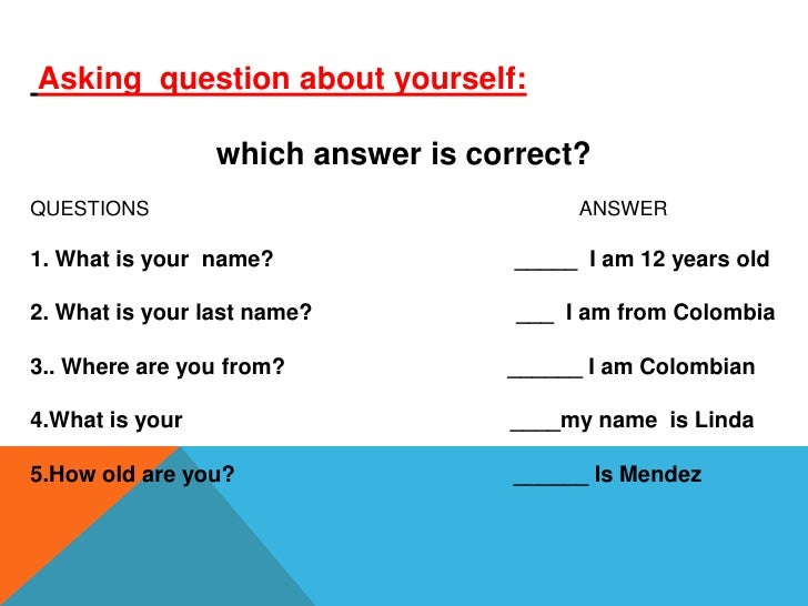 essay introduce yourself in english