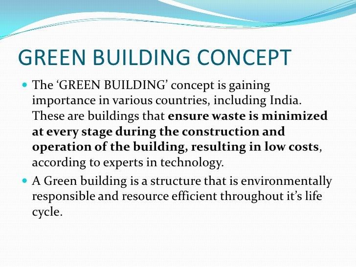 green construction materials list pdf