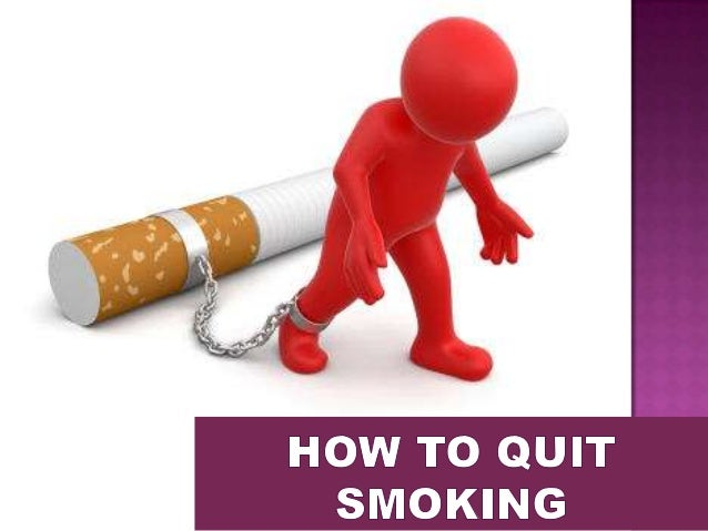 ways to stop smoking pdf