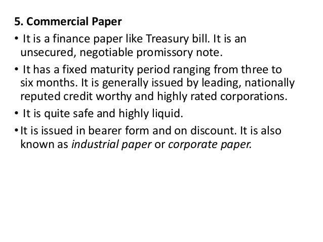 Are US Treasury bills, common & preferred stock, and dealer commercial paper money market or capital market?