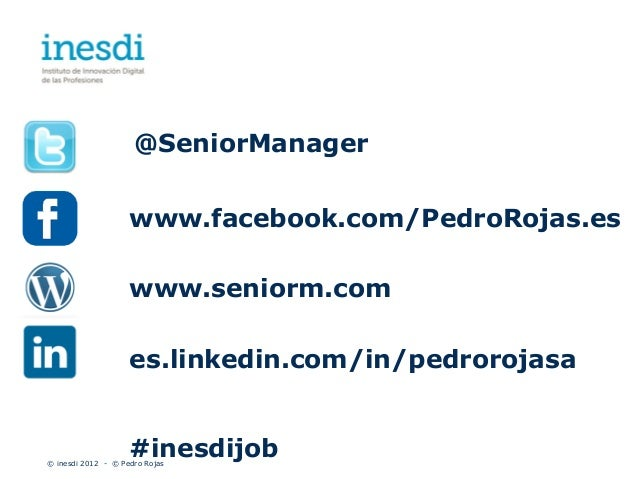 Redes Sociales: Tu nuevo perfil profesional
