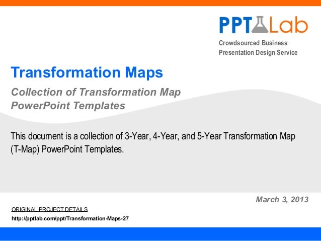 Crowdsourced Business                                                         Presentation Design ServiceTransformation Ma...