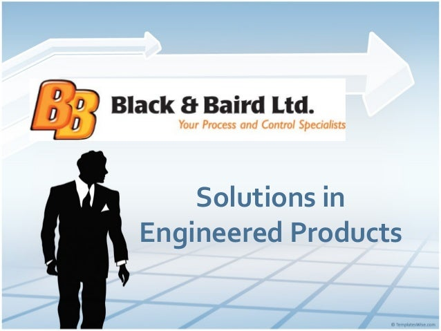 Solutions inEngineered Products