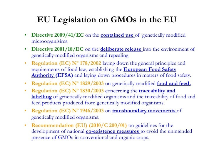 the benefits and risks of genetically modified organisms Genetically modified organisms have the regulation of genetic engineering concerns the approaches taken by governments to assess and manage the risks.