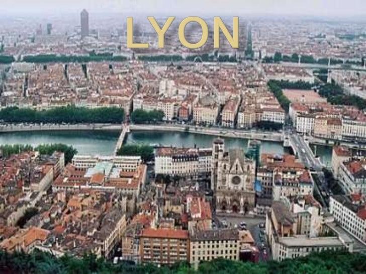 La ville de Lyon et ses évènements