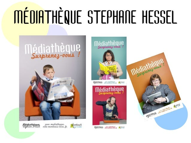 MÉDIATHÈQUE STEPHANE HESSEL