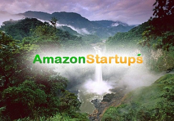 1o Meetup da Amazon Startups