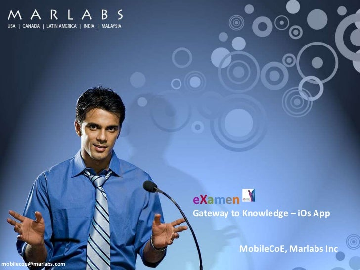 eXamen                                                         Gateway to Knowledge – iOs App                             ...