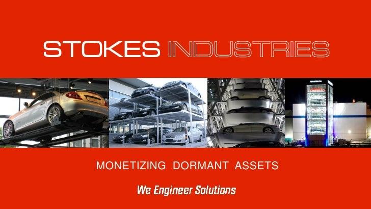 Ppt monetizing dormant assets 2011.08.02