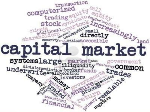 capital market debt instruments The primary difference between the two are the place where short term marketable securities are traded is known as money market unlike capital  debt instruments.