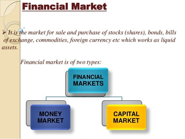 money and capital market in india (a) money market helps the industries in securing short-term loans to meet their working capital requirements through the system of finance bills, commercial papers, etc (b) industries generally need long-term loans, which are provided in the capital market.