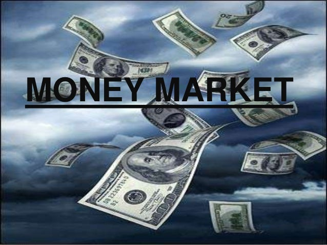 money and capital market notes Difference between money market and capital market money market can be defined as financial instruments with high liquidity and very short maturities are traded basically used by participants as a means for borrowing and lending in the short term, from several days to just under a year.