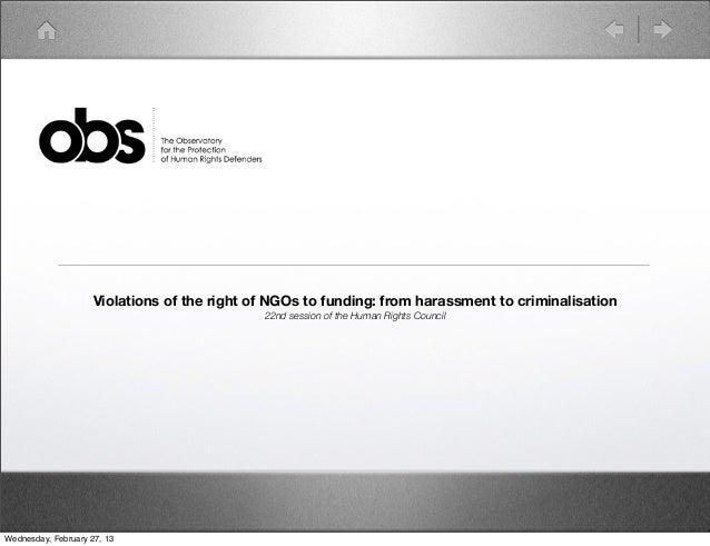 Ppt ngo funding final