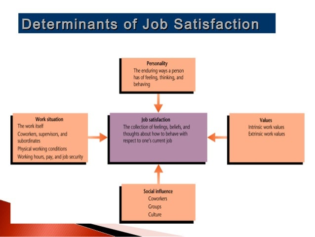 theories of job attitude essay Concept of motivation and various theories of motivation  • motivation is different from job satisfaction •  of attitude it should be noted .