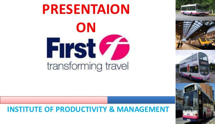 Ppt of first travel group