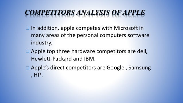 an analysis of dells competitive marketing strategy There are many dell competitors in the market, 11 of which are listed in this article dell has a specialty in manufacturing of computers and peripherals dell.