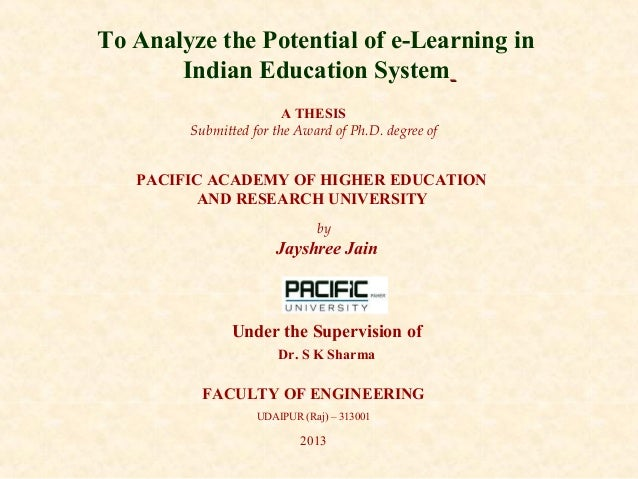 E learning thesis master andrew ng phd thesis