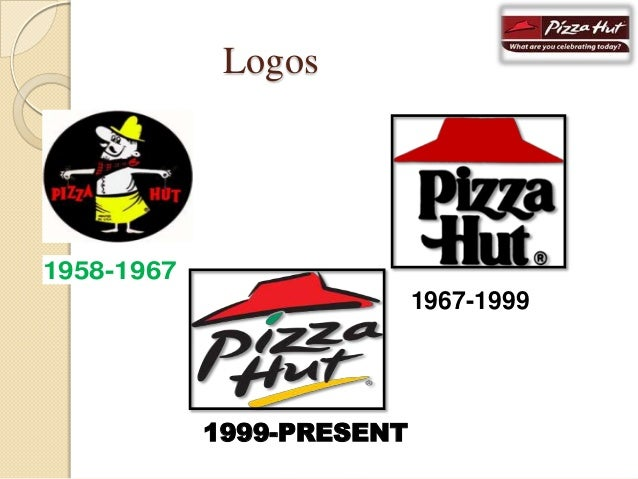 the gallery for gt pizza hut logo history