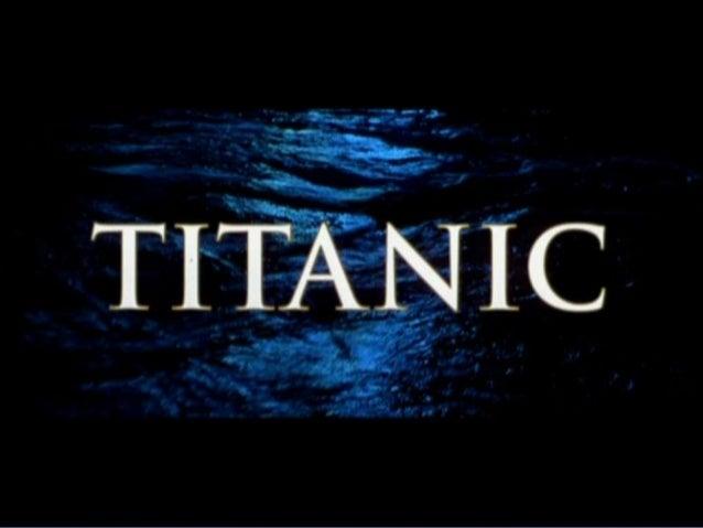 history of titanic