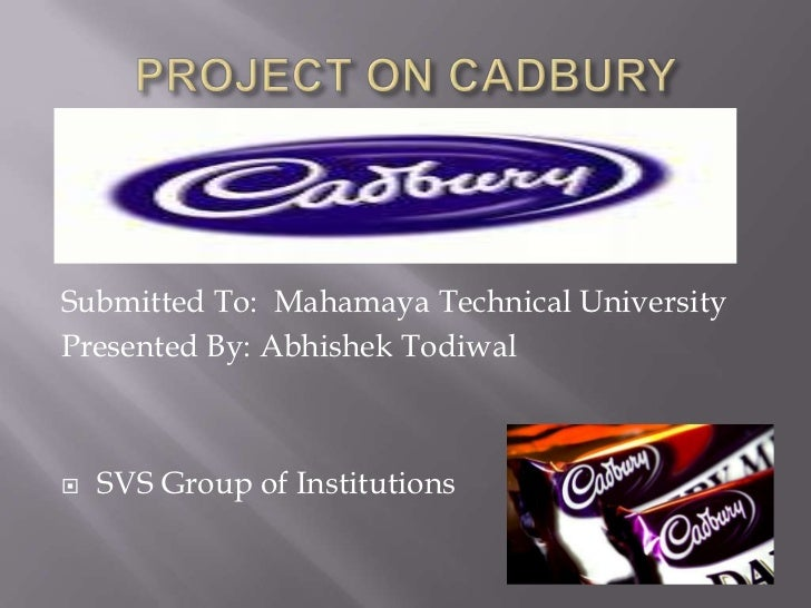 Submitted To: Mahamaya Technical UniversityPresented By: Abhishek Todiwal   SVS Group of Institutions