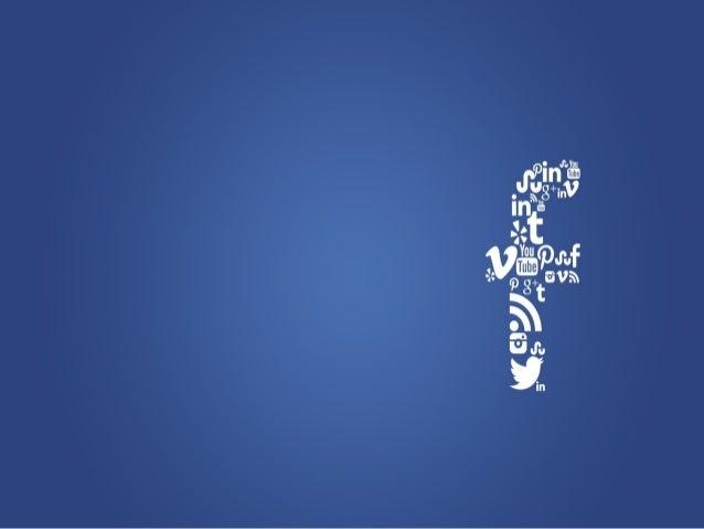 facebook powerpoint template