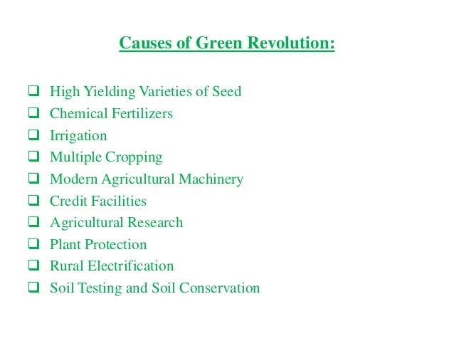 short essay on green revolution in india The green revolution in india refers to a period of time when agriculture in india improved due to the adoption of modern methods and technology such as high yielding.