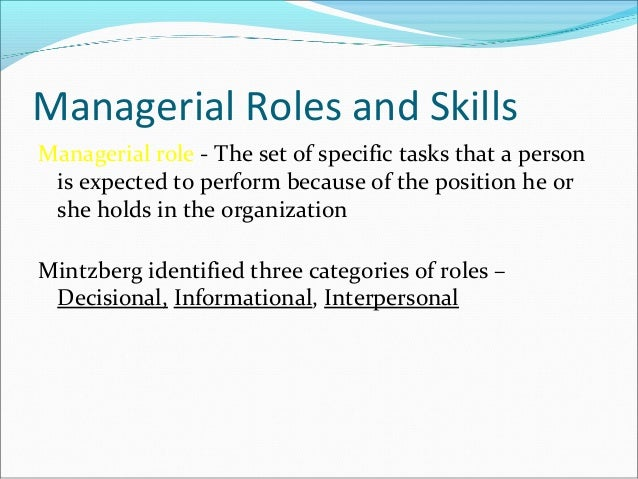 managerial skills what has changed since the late 1980s Managerial skills: what has changed since the late 1980s purpose – this paper aims to show how changes in the workplace may have coincided with shifts in the importance of managerial skills over the past 15 years and to identify managerial skills needed at different levels and functions in today's work context.