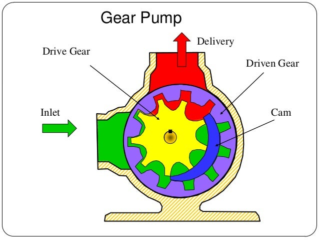 Gear Pump Ppt 10 Gear Pump