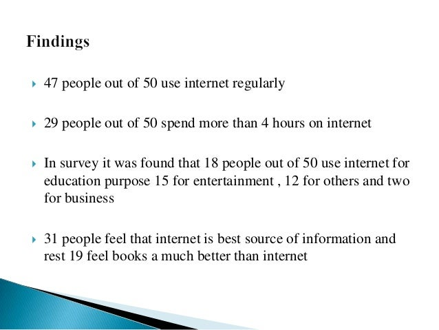 sample apa research paper Essay on negative impact of internet on society