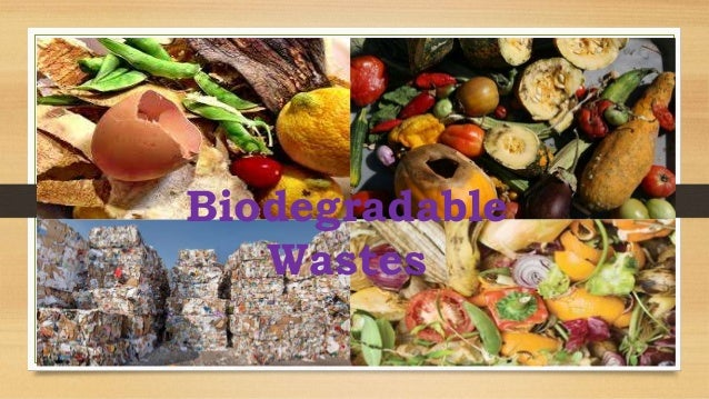 Ppt on waste with advantages for Best out of waste environment
