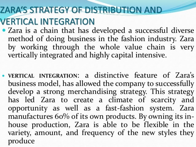 the opportunity of zara With its zara chain controlling just 6% of the market, it has the opportunity to steal  share from rivals as wealthy shoppers trade down to its.