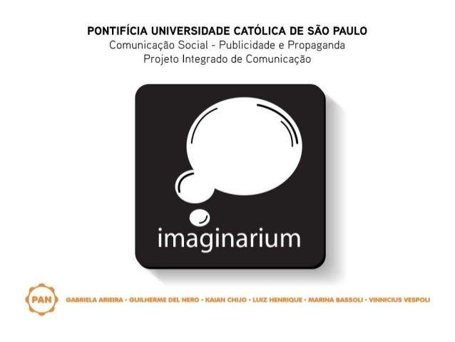 TCC - IMAGINARIUM
