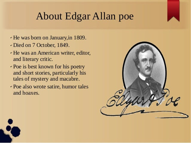The Cask of Amontillado Edgar Allan Poe - Essay