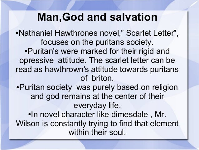 the role of the scaffold in the novel the scarlet letter
